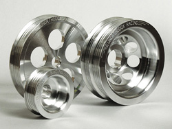 Unorthodox Racing: Stock Diameter Ultra SSc Lightened Pulley Set : Subaru WRX/STi