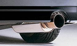 HKS Hi-Power Exhaust : Mitsubishi Lancer EVO VIII & IX 2003-06