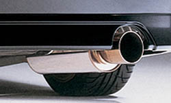 HKS Hi-Power Exhaust : Mitsubishi Lancer EVO VIII & IX (30th Annivesary) 2003-06