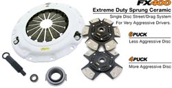 Clutch Masters FX400 Ceramic System: 90-99 Eclipse