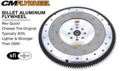 Clutch Masters Aluminum Flywheel: 02+ WRX