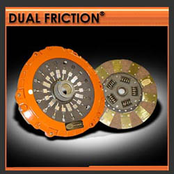 Centerforce Dual Friction Clutch: 350Z 03-06