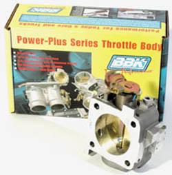 BBK Power Plus 62mm Throttle Body: Mitsubishi Eclipse 95-99