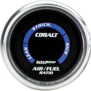 Auto Meter Cobalt Gauge : Air/Fuel Ratio