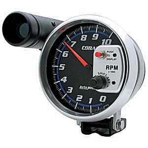 Auto Meter Cobalt Gauge : Tachometer