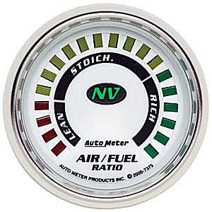 Auto Meter NV Gauge : Air/Fuel Ratio