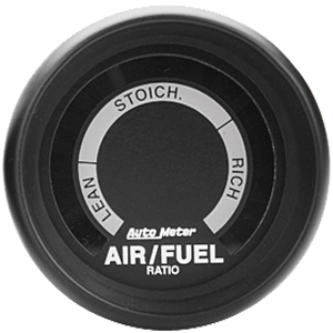 Auto Meter Z Series Gauge : Air/Fuel Ratio