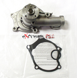 Topline Water Pump: Mitsubishi Eclipse 90-99