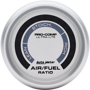 Auto Meter Ultra-Lite Gauge : Air/Fuel Ratio