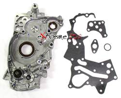 Topline Oil Pump Assembly: Mitsubishi Eclipse 7 Bolt