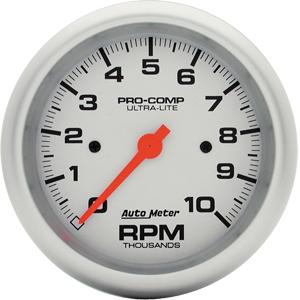 Auto Meter Ultra-Lite Gauge : Tachometer