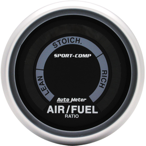 Auto Meter Sport-Comp Gauge : Air/Fuel Ratio