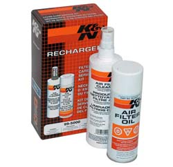 K&N Air Filter Cleaning Kit (Aerosol)