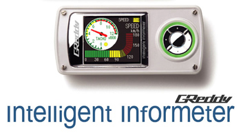 GReddy Intelligent Informeter: White Only *SALE*