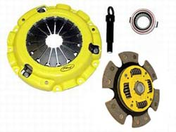 "ACT ""Custom"" Xtreme Sprung 6-Puck Clutch Kit : Mitsubishi Eclipse 90-99"