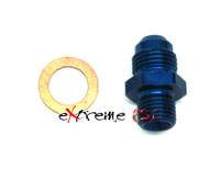 Fuel Filter Adapter : 12mm x 1.25 to -6AN