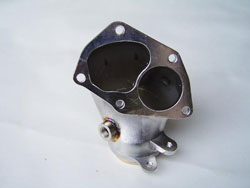 Invidia Turbo Oulet : Mitsubishi Evolution VIII & IX 2003-2006