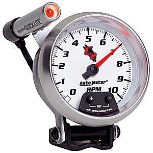 Auto Meter C2 Gauge : Tachometer 10000 RPM