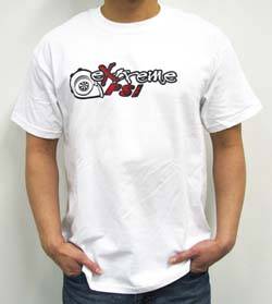 Extreme PSI Pre-Shrunk T-Shirt: White