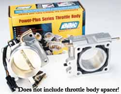 BBK Power-Plus 75mm Mustang Performance Throttle Body