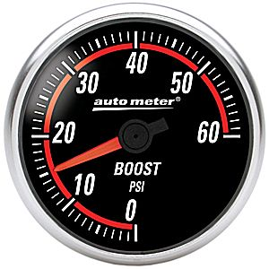 Auto Meter Nexus Gauge : Boost 0-60 PSI