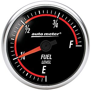 Auto Meter Nexus Gauge : Fuel Level