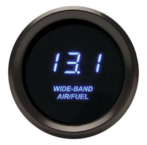 Innovate Motorsports DB Air/Fuel Gauge: Blue