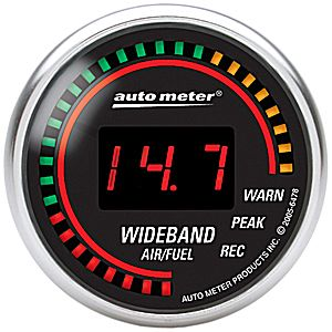Auto Meter Nexus Auto Wideband A/F Gauge Kit