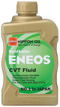 ENEOS Synthetic Continuously Variable Transmission Fluid (CVT)