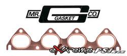 Mr. Gasket Copper Exhaust Manifold Gasket: Mitsubishi Lancer EVO VIII & IX