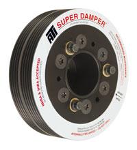 ATI Super Harmonic Damper: Subaru WRX/STi EJ20, EJ22, EJ25