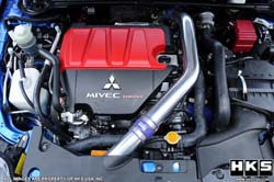 HKS Intercooler Piping Kit: Mitsubishi Evolution X
