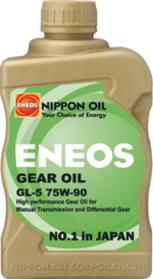 ENEOS Synthetic Manual Transmission Fluid: GL-5 75W90