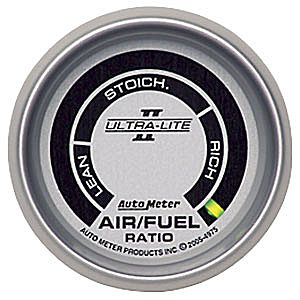 Auto Meter Ultra-Lite II Gauge : Air/Fuel Ratio