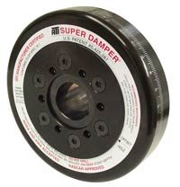 ATI Super Harmonic Damper: Dodge SRT-4 2003-2005