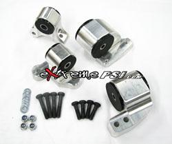 Avid Racing Billet Motor Mounts 3-Piece (No Rear Mount): 1G DSM (M/T AWD Only) *SALE*