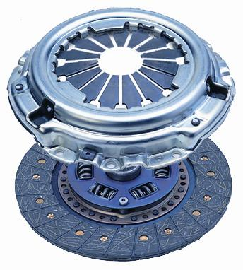Exedy OEM Replacement Clutch Kit: Subaru STi 04-15 EJ257 EJ257