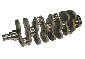 Manley Performance Forged Race Series Crankshaft (88mm): Mitsubishi 4G63 Eclipse 92-99 7-Bolt