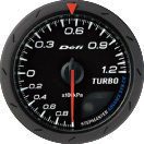 Defi Advance CR 60mm Black Gauge : Boost 1.2 Bar