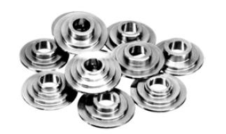 Manley Performance Mitsubishi Titanium Retainers (Single Springs):  Mitsubishi Eclipse 90-99
