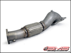 "AMS Performance ""Widemouth"" Downpipe: Mitsubishi Evolution X"