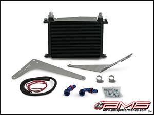 AMS Performance Transmission Cooler Kit: Mitsubishi Evolution X MR/Ralliart