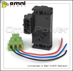 Omni-Power GM Universal Map Sensor: 4 Bar *SALE*