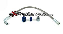 Extreme PSI Remote Oil Pressure Sending Unit Kit (BSPT Fittings to Engine)