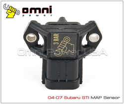 Omni-Power Subaru WRX 2002-2007 / STI 2004-2015 Map Sensor + GM AIR TEMPERATURE SENSOR: 4 Bar *SALE*
