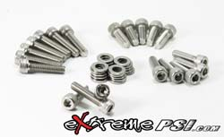 Extreme PSI DSM 4G63T Stainless Steel Valve Cover Bolt Set