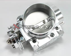 S90 Throttle Body Billet 74mm: Mitsubishi Eclipse 90-99