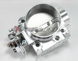 S90 Throttle Body Billet 70mm: Mitsubishi Eclipse 90-99