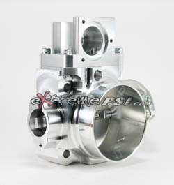 S90 Billet Throttle Body (Bolt-On 74mm): Mitsubishi Evolution 7, 8 & 9 *NEW RELEASE*